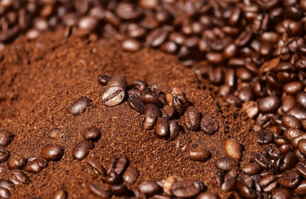 molido café